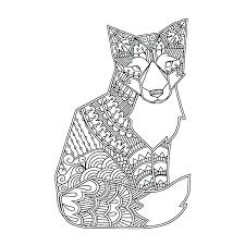Christmas Wolf Coloring Pages Bedandbreakfastitaliainfo