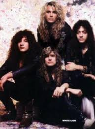 white lion band wallpaper. Perfect White White Lion Was A Glam Metal Band Of The And Early Their Manager Mike  Parente Also Owned Lu0027amour Club In Brooklyn Known For Top 40 Rock Hits Such As  On Band Wallpaper O