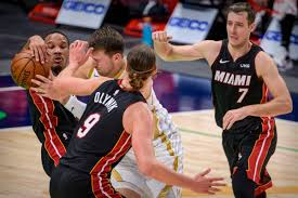Dallas Mavericks at Miami Heat ...