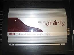 infinity amplifier. infinity amplifier p