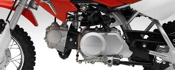 There are five models in the crf line, providing a little something for everyone. 2021 Crf50f Overview Honda
