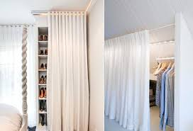 view in gallery curtain to cover closet dorm storage areas with curtains curtains closet