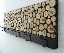Railroad Coat Rack Rustic Wood Coat Rack Rustic Coat Rack Wall Hanger With 100 Railroad 89