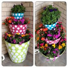 Pinterest Flower Pot Ideas