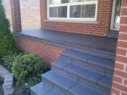 stamped concrete patio with stairs. Contemporary Patio Stamped Concrete Steps  Porch U0026 Walkway Resurface  And Patio With Stairs Y