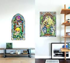 stain glass clings stain glass decal stained glass wall decals simple stained glass wall decal stained stain glass clings