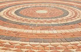 Circular Paving Patterns Unique Decorating