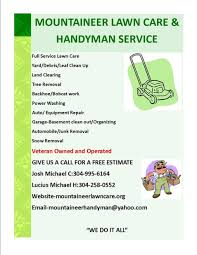 Free Lawn Mowing Flyer Template 30 Images Of Lawn Service Flyers Template Leseriail Com