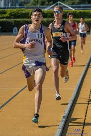 2017 NCS MOC Boys Finals Redwood Empire Running