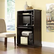 hideaway sideboard office computer storage full size of desk contemporary computer desk cabinets wood construction cinnamon aston solid oak hidden