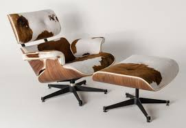 Fresh Ideas Eames Lounge Chair Fetching Replica Black ...