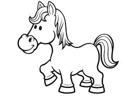 Kleurplaten Paard Brekelmansadviesgroep