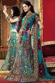 Designer Indian Wedding Dresses 2014