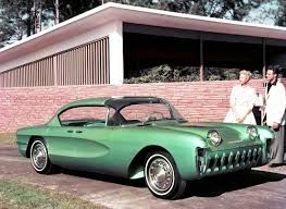 1955 Chevrolet Biscayne concept car | CLASSIC CARS TODAY ONLINE