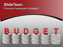 Free Money Ppt Templates Free Budget Presentation Powerpoint Template Budget Presentation