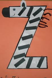 Best 25+ Letter z crafts ideas on Pinterest | Zebra craft ...