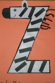 Best 25+ Letter z crafts ideas on Pinterest | Zebra craft ...