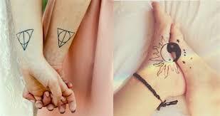 17 Nejlepších Tetování Pro Nekonečnou Lásku Nebo Přátelství Evropa 2