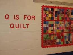 Kindergarten Quilt   Helle-May Designs Blog & Q is for Quilt Adamdwight.com