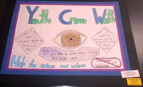 poster and essay contest youth crime watch of miami dade county youth crime watch help stop crime and violence