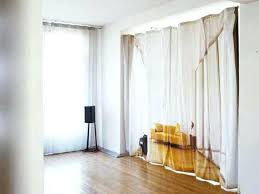 fabric room dividers diy room divider curtain