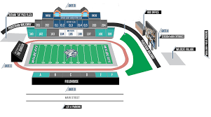 Unh Wildcat Stadium Seating Chart Unh Football Stadium Seating Chart Elcho Table