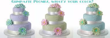 Sugar Paste Cake Decorating Wholesale Sugar Flowers Pre Made Gumpaste Decorations