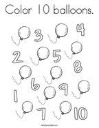 235 x 132 jpeg 3 кб. Number 10 Coloring Pages Twisty Noodle