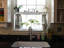 Kitchen Curtains Modern Modern Kitchen Curtains And Valances Curtains Over Kitchen Sink