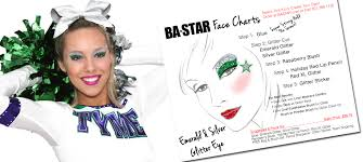 cheer makeup for all star cheer rec cheer cheer and pom teams choose from a wide selection of glitter makeup matte eye shadows shimmer mineral