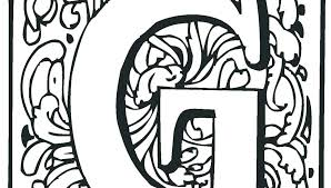 g coloring pages for kids coloring pages letter g coloring pages pre free printable for kids