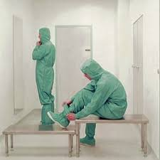 Standard Step Over Bench  Clean Room EquipmentCleanroom Bench