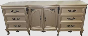 silver painted furniture. Champagnedresser Silver Painted Furniture