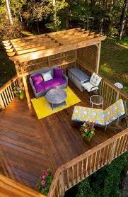 30 amazing backyard patio deck design