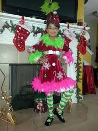 whooville dress costume hair and makeup how the dancing grinch stole 2016