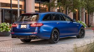 Only one way to find out: 2021 Mercedes Amg E 63 S Wagon First Drive Driving Impressions Price Features Autoblog