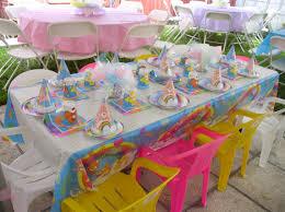 outdoor kids outdoor birthday party