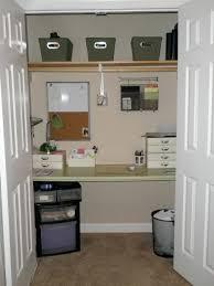 diy closet office. Office Design Closet Desk Diy Home