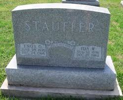 Ida Weaver Zimmerman Stauffer (1896-1984) - Find A Grave Memorial