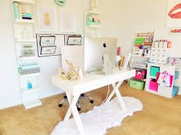 home office home office organization ideas room. White Office: Home Office \u0026 Organization Tour: My Favorite Organized Space {Collab} Ideas Room I