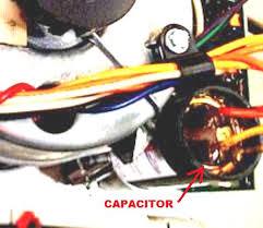 garage door capacitorGarage door humms buzz will not open  DoItYourselfcom