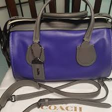 Coach 1941 Badlands Satchel!