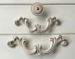 25 Inch Cabinet Pulls Elegant Shabby Chic White Drawer Pull French  Provincial Handle Furniture White Drawer Pulls92