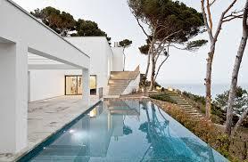 Waterfront House in Costa Brava Spain