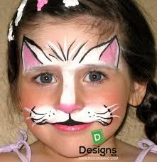 easy facepaint ideas face makeup designsmag 019