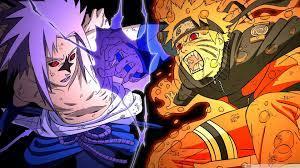 Naruto and Sasuke Wallpaper - NawPic