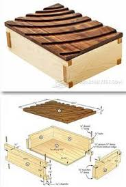 woodworking box plans. keepsake box plans - woodworking and projects | woodarchivist.com w