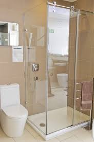 modern sliding glass shower doors. Attractive Picture Of Small Bathroom With Shower Design Ideas : Excellent Modern Sliding Glass Doors S
