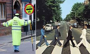 Abbey Road's famous zebra crossing to get <b>lollipop lady</b> to protect ...