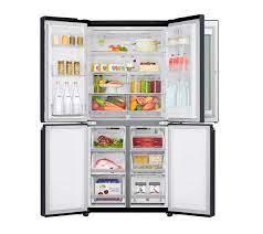 Tủ lạnh LG Inverter InstaView Door-in-Door 601 lít GR-X247MC (HÀNG CHÍNH  HÃNG) - Tủ lạnh
